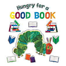 Carson Dellosa Very Hungry Caterpillar Hungry