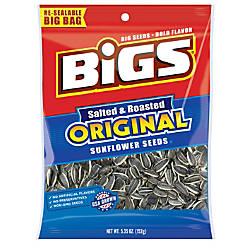 Bigs Sunflower Seeds Original 535 Oz
