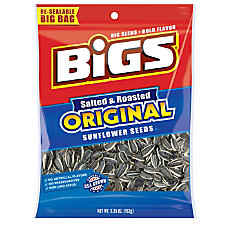 Bigs Sunflower Seeds Original 535 Oz