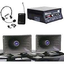 AmpliVox SW312 Wireless Sound Cruiser 50