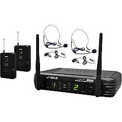 PylePro Premier PDWM3400 Wireless Microphone System