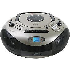Califone Spirit SD CDCassette Stereo Boombox