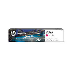 HP 982A Magenta Original PageWide Ink