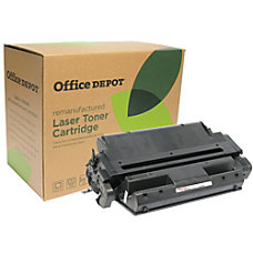 Office Depot Brand 09A Remanufactured Toner