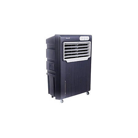 Honeywell CO70PE Portable Air Cooler - Cooler - 342 Sq. ft. Coverage - Mesh - Remote Control