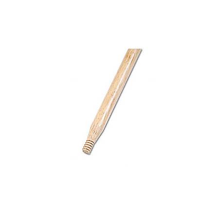 "Proline Heavy-Duty Threaded-End Broom Handle, 1 1/8"" Diameter, 60"" Length"