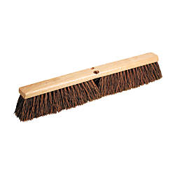 Proline Brush Hardwood Block Floor Broom