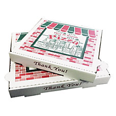 PIZZA Box Takeout Containers 1 34