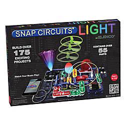 Elenco Electronics Snap Circuits LIGHT Set