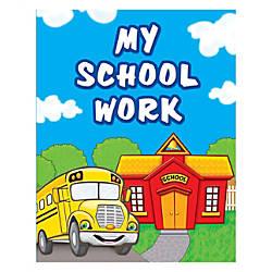 Teacher Created Resources My School Work