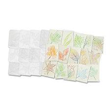 Roylco Leaf Shape Rubbing Plates 4