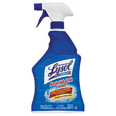 Lysol Professional Basin Tub Tile Cleaner