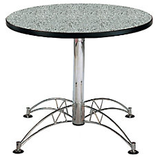 OFM Multipurpose 36 Round Table Gray