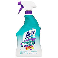 Lysol Anti bact Kitchen Cleaner Spray