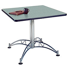 OFM Multipurpose 36 Square Table Gray
