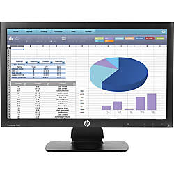 HP Business P202m 20 LED LCD