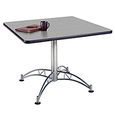 OFM Multipurpose 42 Square Table Gray