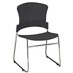 OFM Multi Use Stack Chair Plastic