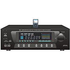 PyleHome PT270AIU AMFM Receiver 300 W