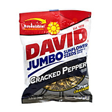 David Jumbo Seeds Cracked Pepper 525