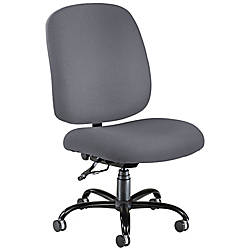 OFM Big Tall Fabric Chair 46