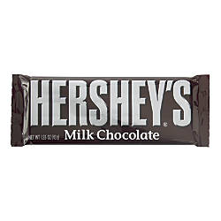 Hersheys Milk Chocolate 155 Oz Box