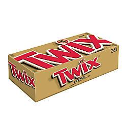 Twix Bar 179 Oz Box Of