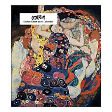 Retrospect Gustav Klimt Monthly Desk Calendar