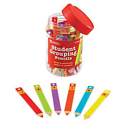 Learning Resources Student Grouping Pencils 12