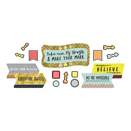 Carson-Dellosa Aim High Make Your Mark Bulletin Board Set, Multicolor, Grades 2 - 5