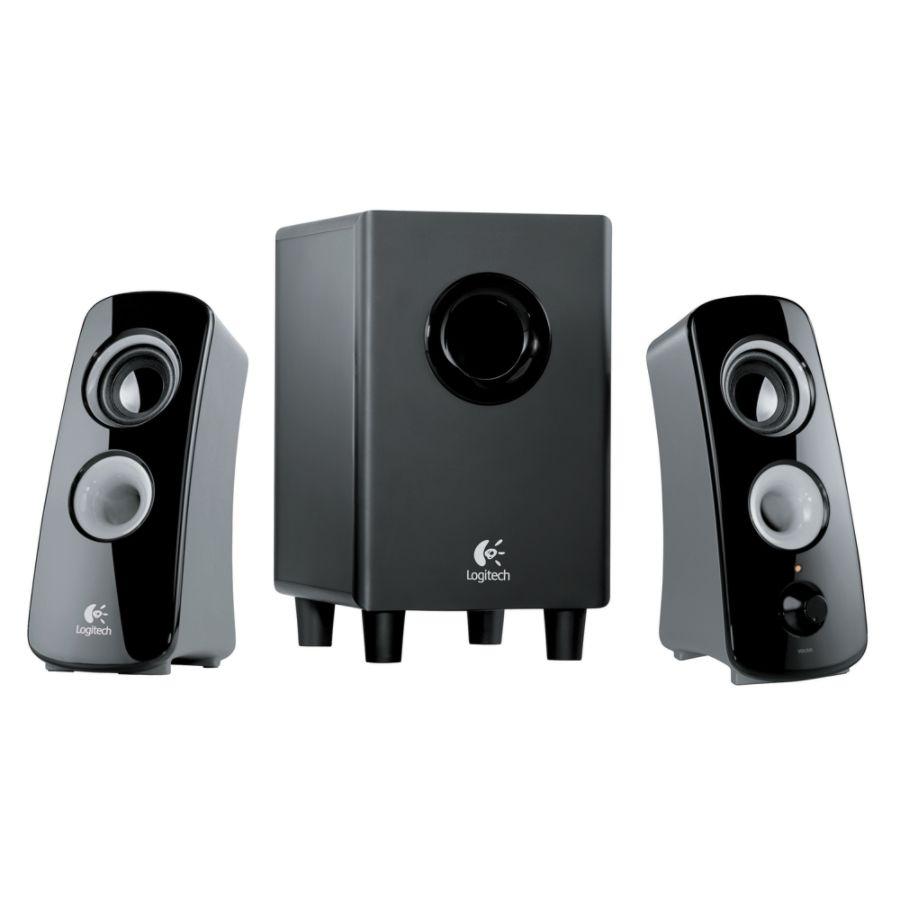 Logitech Z323 Speaker System by Office Depot OfficeMax