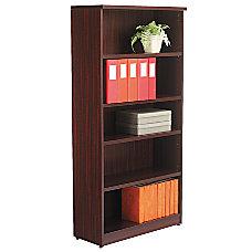 Alera Valencia Series BookcaseStorage Cabinet 5