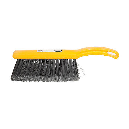 "Rubbermaid Commercial Countertop Block Brush - 8"" - 12.5"" Overall Length - 1 Each"