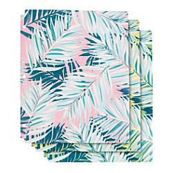 Divoga 2 Pocket Poly Folder Tropical