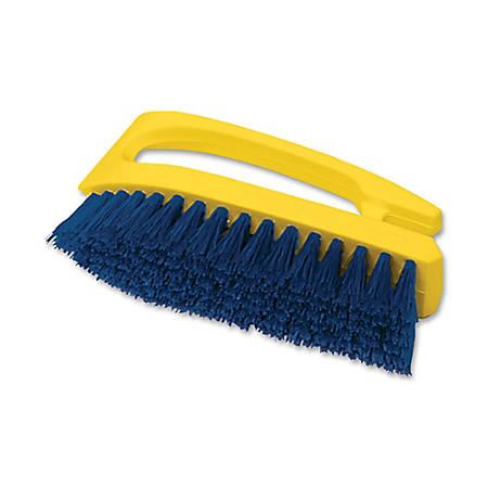Rubbermaid® Iron Handle Scrub Brush