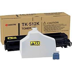 Kyocera TK 512K Original Toner Cartridge