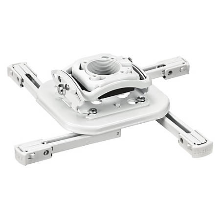 Chief Universal Mini RPA Elite Projector Mount RSMCUW - Ceiling mount for projector - white