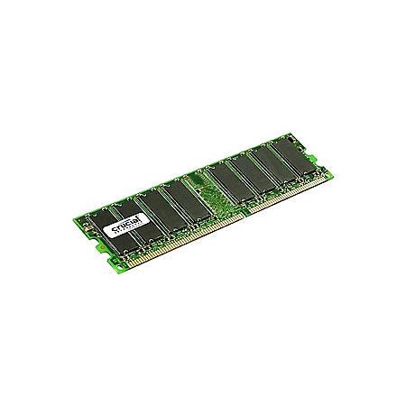 Crucial 2GB (2 x 1 GB) DDR SDRAM Memory Module
