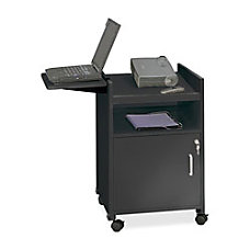 Safco Economy Mobile ComputerProjector Stand 30