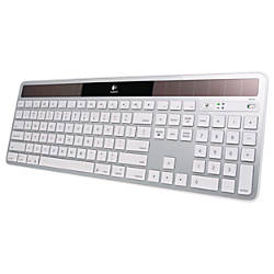 Logitech K750 Thin Solar Wireless Keyboard