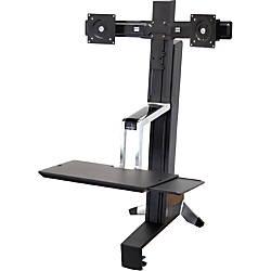 Ergotron Workfit S Dual Sit Stand