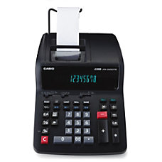 Casio FR 2650TM Printing Calculator