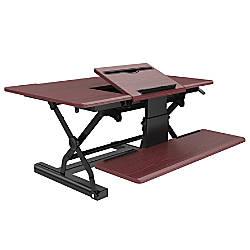 Loctek P Series Sit Stand Corner