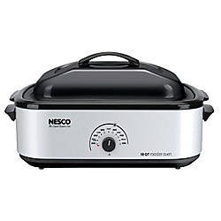 Nesco 18 Qt Roaster Porcelain Cookwell