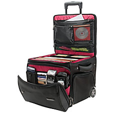 Ativa Mobil IT Rolling Briefcase Ultimate