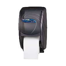San Jamar Duett Toilet Tissue Dispenser