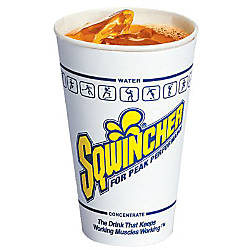 Sqwincher Paper Cups 12 Oz Case
