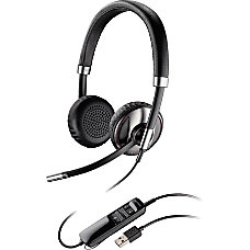Plantronics Blackwire 700 Series Bluetooth enabled