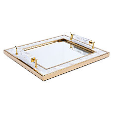 Zuo Modern Tray With Horn Handle