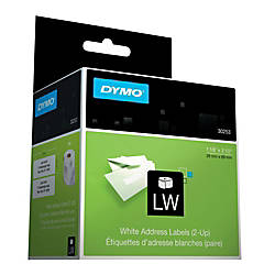 DYMO Address Labels DYM30253 1 18